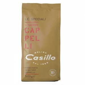 Semola rimacinata Senatore Cappelli  Racconti del Campo 500g - Selezione Casillo ( Scadenza fine Aprile 2021)