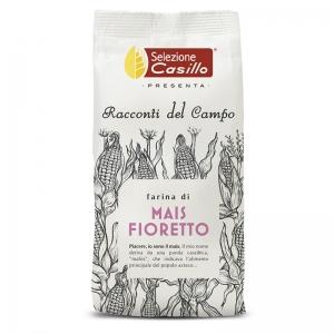 Farina di mais fioretto  Racconti del Campo 500g - Selezione Casillo