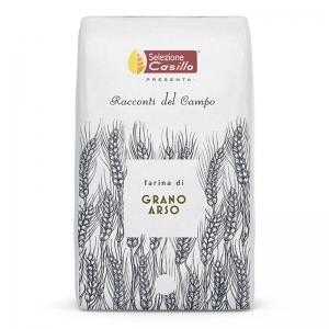 Burnt wheat flour Racconti del Campo 500g - Selezione Casillo