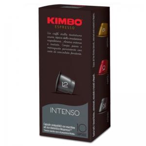 Kimbo compatible NESPRESSO con cápsulas Intenso