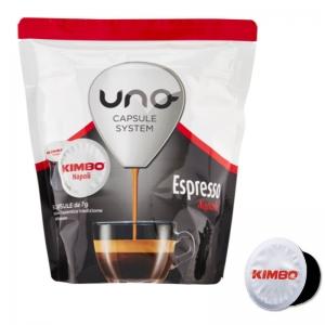 Kimbo espresso Napoli Cápsulas UNO