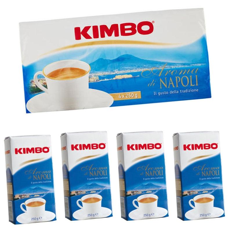 Caffè Kimbo Aroma di Napoli 4x250g
