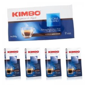 Café Kimbo Aroma Italiano 4x250g