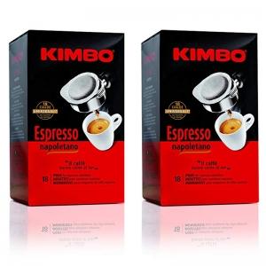 Kimbo Espresso Napoletano 18x2 Pods