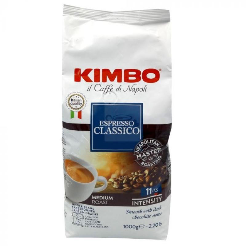 Kimbo Espresso Classico café en grano 1000g