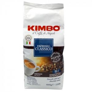Kimbo Espresso Classico coffee beans 1000g