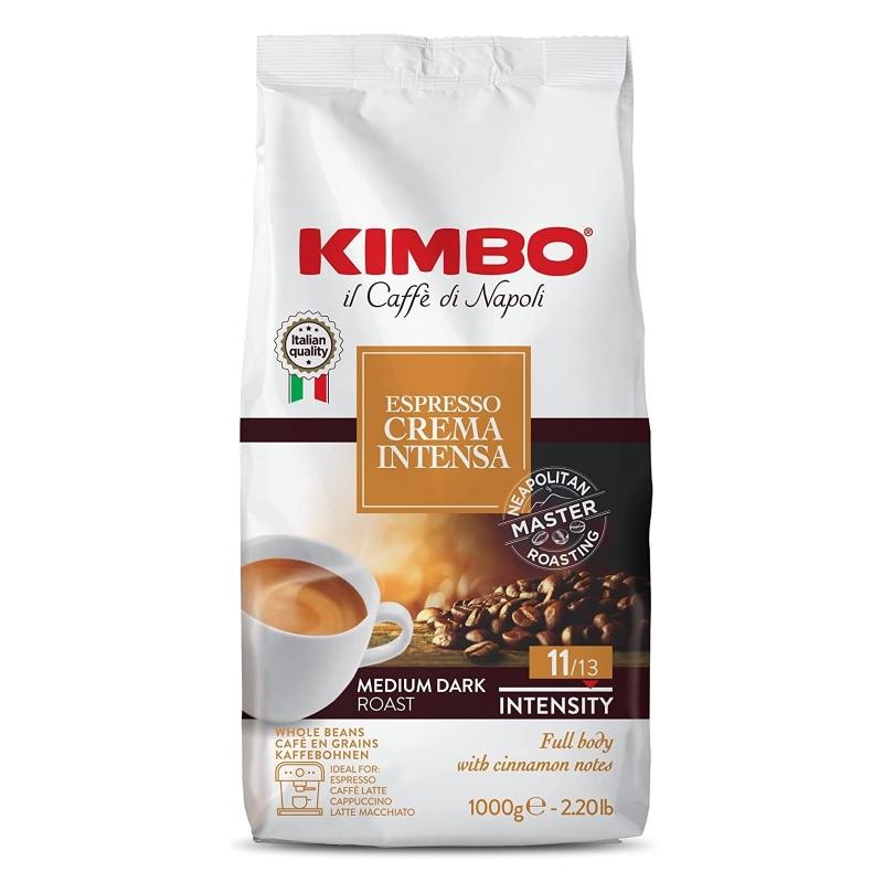 Kimbo Espresso Crema 1000g coffee beans