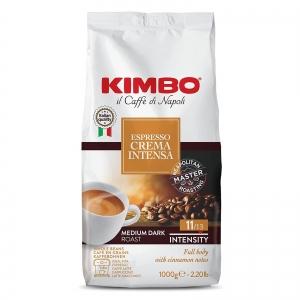 Grains de café Kimbo Espresso Crema 1000g