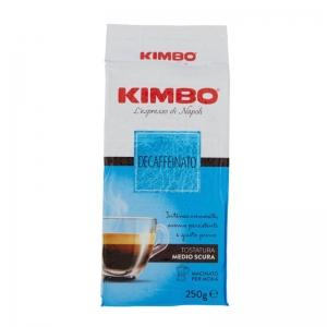 Kimbo Espresso Decaffeinato Coffee 250g