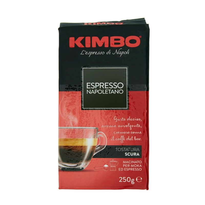 Café Kimbo Espresso Napoletano 250g