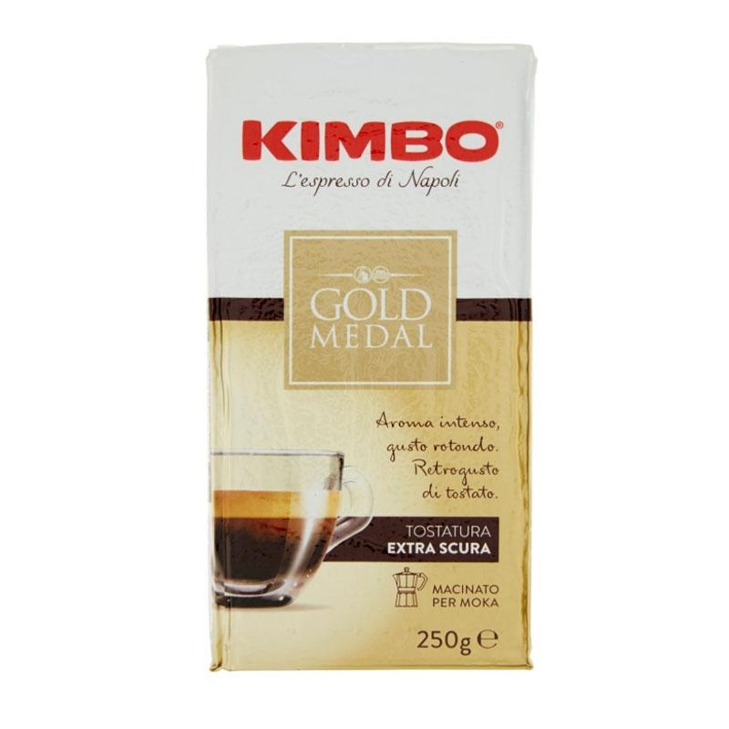 Medalla de oro Kimbo café 250g