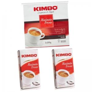 Café Kimbo Fresco Macinato 2x250g