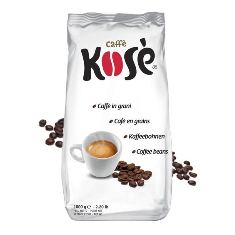 Granos de café Kosé 1000g