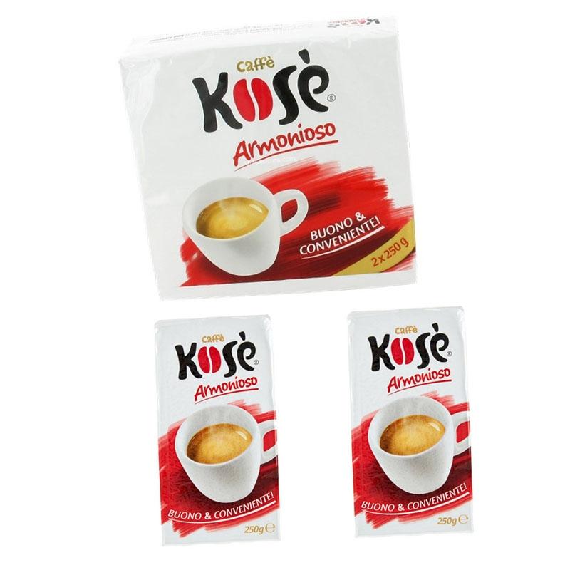 Café Kosè Armonioso 2x250g
