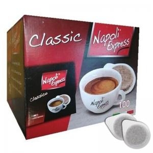 Café expresso Classico 100 dosettes - Napoli Express