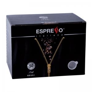 Espresso coffee Forte 50 pods - ESPRESSO Italiano