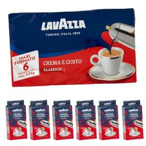 Café Crema e Gusto Classico 1500g - LavAzza