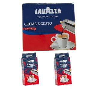 Café Crema e Gusto Classico 2x250g - LavAzza