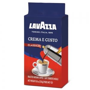 Café Crema e Gusto Classico 250g - LavAzza