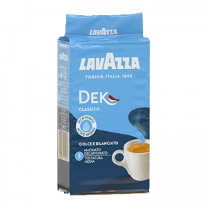 Coffee Dek Gusto Classico 250g decaffeinated - LavAzza