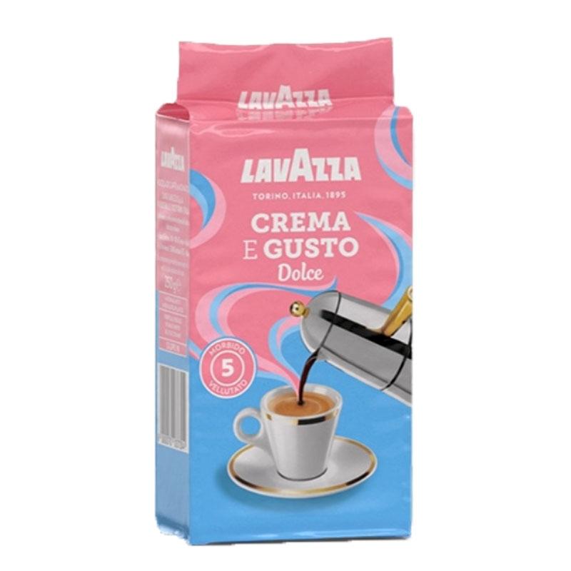 Café Crema e Gusto Dolce 250g - LavAzza