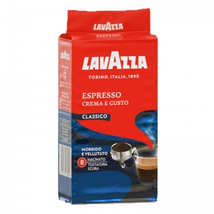 Coffee Crema e Gusto Espresso 250g - LavAzza