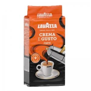 Café Crema e Gusto Forte 250g - LavAzza