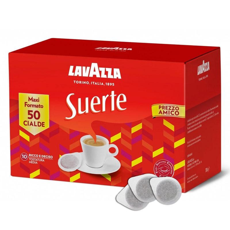 Café Suerte 50 vainas - LavAzza