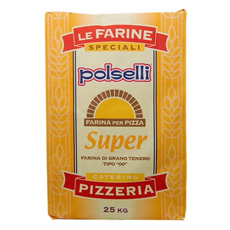 Farina Polselli 00 Super - 25 Kg