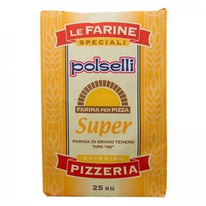 Polselli 00 Super flour - 25 Kg