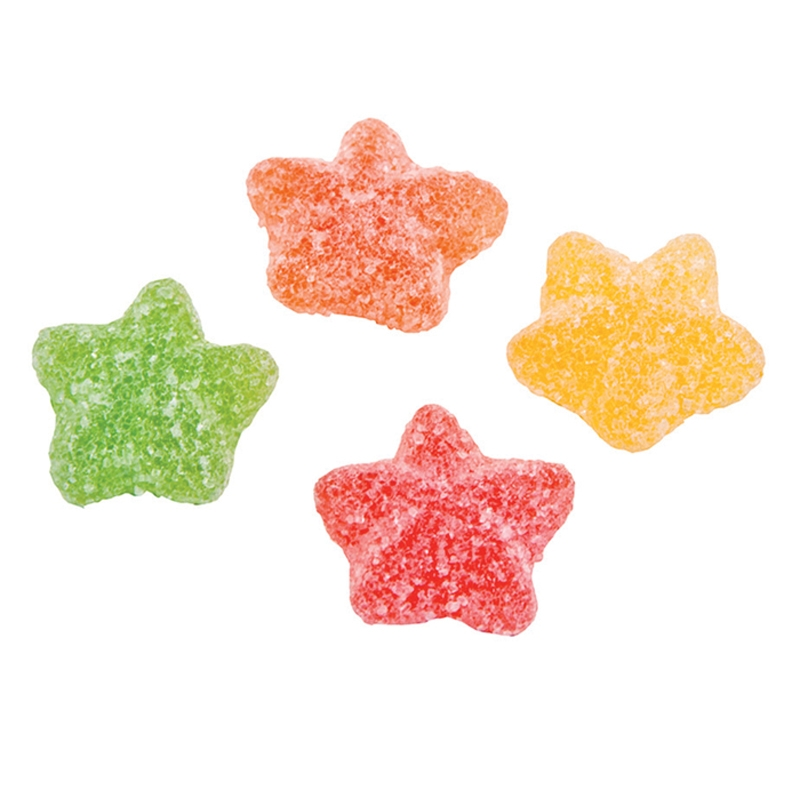 Candies Citric Star - Kg. 2 Papillon