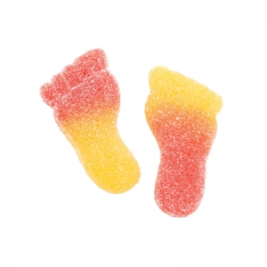 Candies Citric Feet - Kg. 2 Papillon