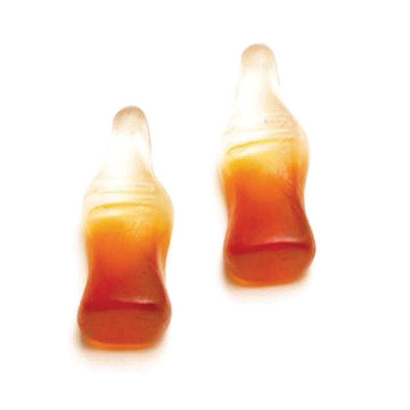 Gummibärchen Cola-Flaschen - Kg. 2 Papillon