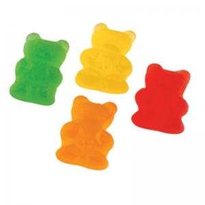 Gummy Candies Bears fruit - Kg. 2 Papillon