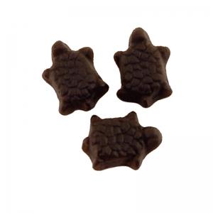 Tortugas de regaliz gomoso - Kg. 3 Papillon