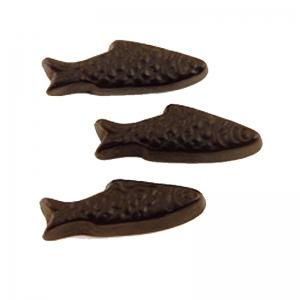 Réglisse gommeuse poisson moyen - Kg. 3 Papillon