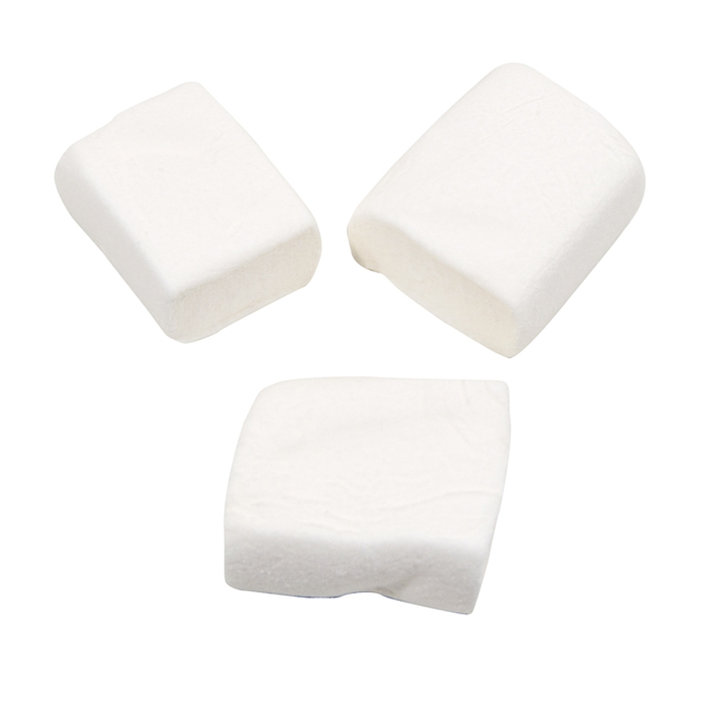 Marshmallows White Cubetto - Kg. 1 Papillon
