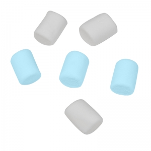 Mini Marshmallows White and Blue - Kg. 1 Papillon