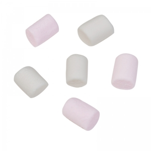 Mini Marshmallows White and Pink - Kg. 1 Papillon
