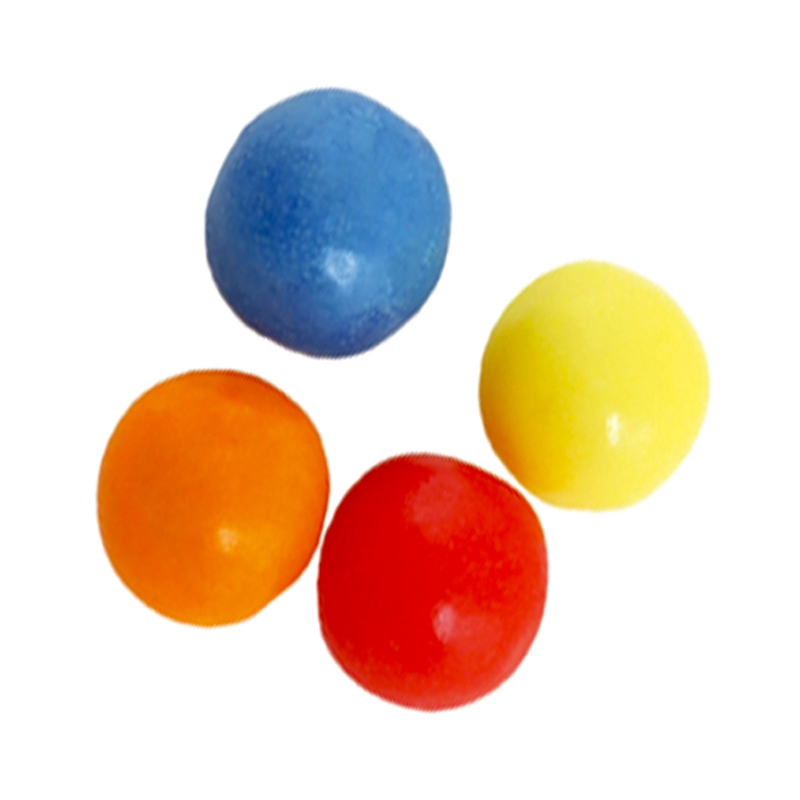 Boules de gomme à bulles 16mm - Kg. 2,5 Papillon