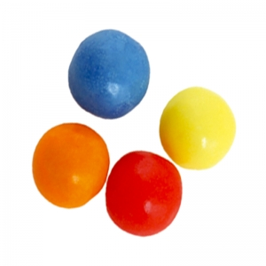Bubble gum balls 16mm - Kg. 2,5 Papillon