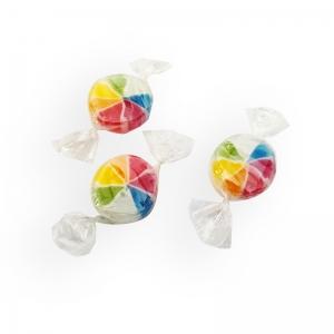 Süßigkeit eingewickelter Regenbogen - Kg. 1 Papillon
