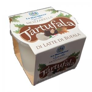 Mozzarella de Buffle à la Truffe 1200 Gr. - Tartufala