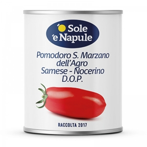 "Tomatoes San Marzano Tin can 800 g - ""O Sol e Napule"""