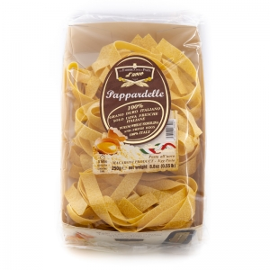 Pappardelle with egg 250g