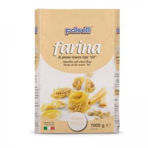 Polselli 00 flour Fresh Pasta and Gnocchi - 1 Kg
