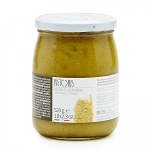 Asparagus Sauce 520 Gr. - RISTORIS