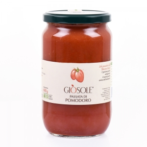 Sauce tomate 600 Gr. - Gio Sole