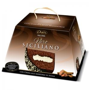 Panettone Panettone Sicilian Black Almendras y Canela