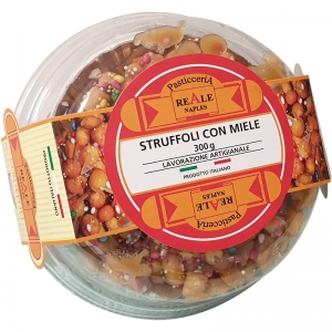 Struffoli with Honey (300 Gr) Packaged